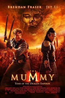 Plakát k filmu: Mumie: Hrob Dračího císaře