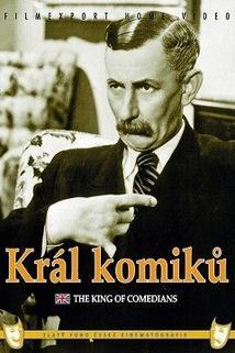 Plakát k filmu: Král komiků