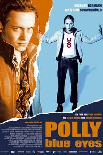 Modrooká Polly