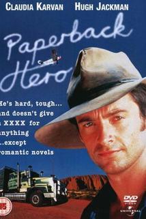Halířový román  - Paperback Hero