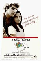 Plakát k filmu: Love Story
