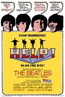 Plakát k filmu: Pomoc!