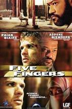 Plakát k filmu: V zajetí teroru