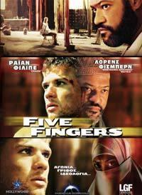 V zajetí teroru  - Five Fingers
