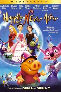 (Ne)šťastně až na věky  - Happily N'Ever After