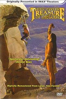 Kaňon Zion: Poklady bohů