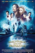 Plakát k filmu: Imaginárium Dr. Parnasse
