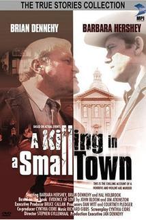 Vražda na malém městě