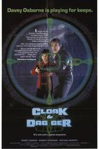 Plakát k filmu: Cloak & Dagger