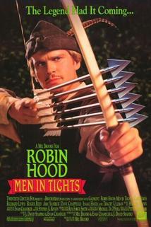Bláznivý příběh Robina Hooda