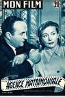 Agent sňatkové kanceláře (1952)