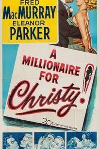 Millionaire for Christy, A  - Millionaire for Christy, A
