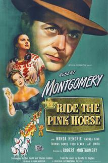 Osedlej růžového koně