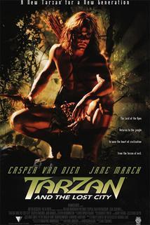 Tarzan a Ztracené město