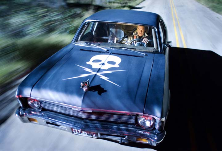 Grindhouse: Auto zabijak
