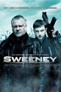Inspektor Regan  - The Sweeney