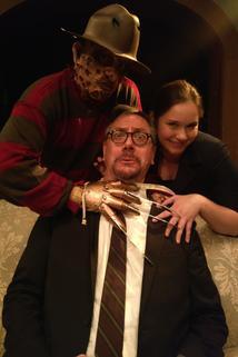 Married to Freddy Krueger