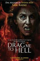 Plakát k filmu: Stáhni mě do pekla