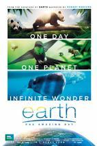 Plakát k filmu: Earth: Den na zázračné planetě