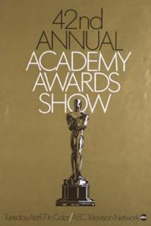 The 42nd Annual Academy Awards