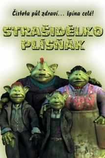 Strašidélko Plísňák  - Fungus the Bogeyman