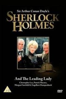 Sherlock Holmes a pekelný stroj  - Sherlock Holmes and the Leading Lady