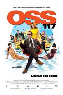 OSS 117: Rio ne repond plus