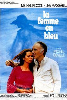 Femme en bleu, La