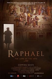 Plakát k filmu: Raffaello: Lord umění