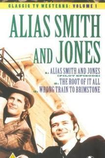 Alias Smith and Jones  - Alias Smith and Jones