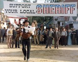 Podporujte svého šerifa!