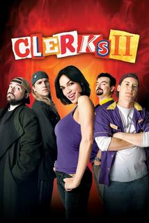 Clerks 2: Muži za pultem