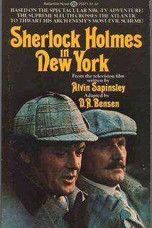 Sherlock Holmes v New Yorku