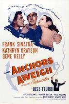 Plakát k filmu: Anchors Aweigh