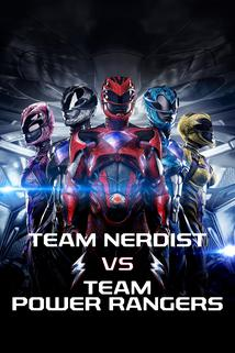Team Nerdist Takes on Team Power Rangers at ID10T Fest!