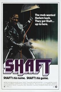 Detektiv Shaft  - Shaft
