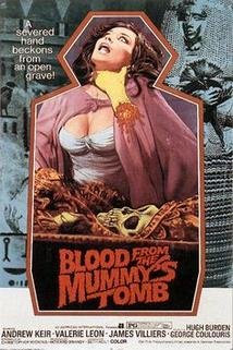 Krev z hrobky mumie  - Blood from the Mummy's Tomb