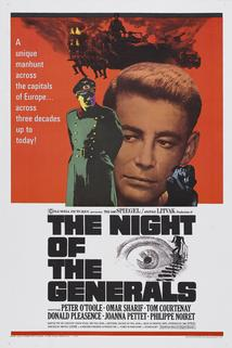 Plakát k filmu: The Night of the Generals