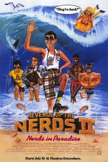 Pomsta šprtů 2: Šprti v ráji  - Revenge of the Nerds II: Nerds in Paradise