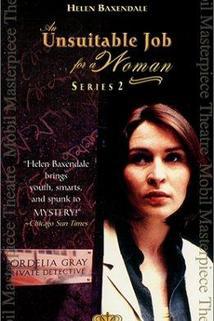 Cordelia Grayová: Práce nevhodná pro ženu