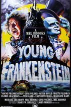 Plakát k filmu: Mladý Frankenstein