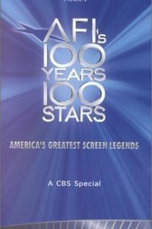 AFI's 100 Years... 100 Stars