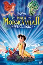 Plakát k filmu: Malá mořská víla II: Návrat do moře