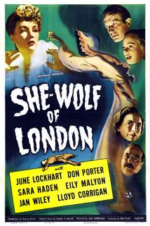She-Wolf of London  - She-Wolf of London