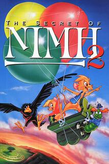 Tajemství N.I.M.H. 2  - The Secret of NIMH 2: Timmy to the Rescue