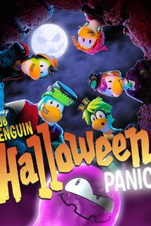 Penguin Halloween Panic