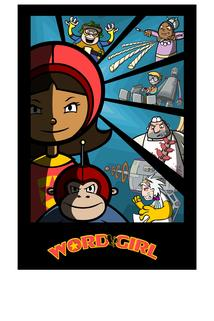 WordGirl  - WordGirl