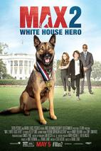 Plakát k filmu: Max 2: White House Hero