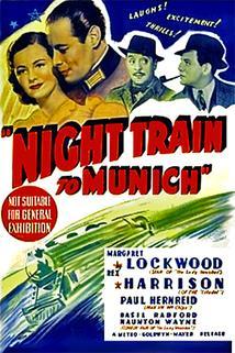 Noční vlak do Mnichova