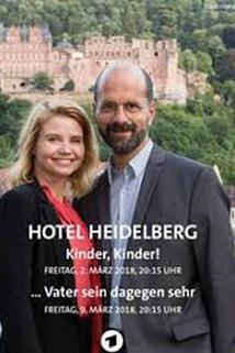 Hotel Heidelberg - Vater sein dagegen sehr